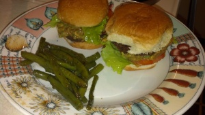 vegan black bean burger sliders | easy vegan recipes